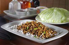 PF Changs Chicken Lettuce-Wraps recipe