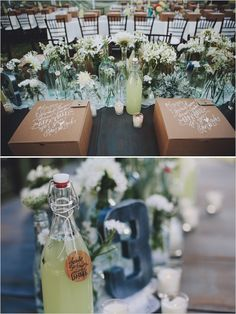 lavender and rosemary infused lemonade