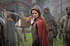 The White Queen | Veerle Baetens as Margaret d'Anjou