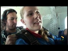 StartSkydiving.com: Sabrina Graham    Sabrina's Sky Dive!