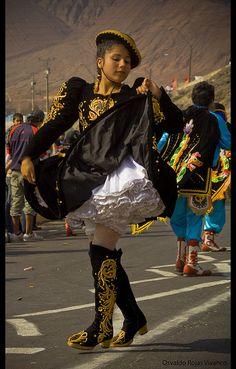 Diablada en el dia de San Pedro | Flickr - Photo Sharing!