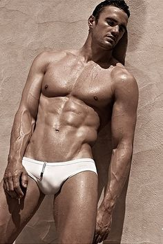 A Totally Scientific Ranking Of 24 Male Athletes Turned Underwear Models - Thom Evans anyone? And pretty much any other soccer or rugby or tennis player...