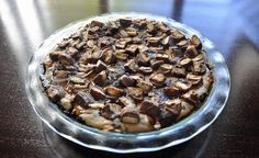 Make Your Own Twix Cheesecake Pie: Chow Bella's Halloween Showdown - Chow Bella
