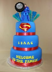 cake celebration cakes adopt celebr superman cake cake art