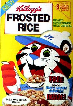 Kellogg's Frosted Flakes | Tony the Tiger
