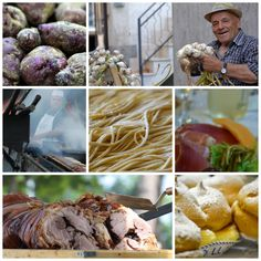 Delicious! Abruzzo's Foodie Trail - food blog and food story competition
