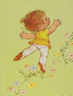 Hop Like a Bunny, Dance Like a Bear!    By Ed Cunningham  Illustrated by Mary Hamilton  Hallmark Children's Editions