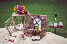 summer picnic, night picnic, picnic idea