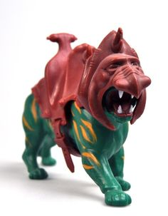 """""""Battle Cat"""" - Couldn't have a He-Man toy without Battle Cat!"""