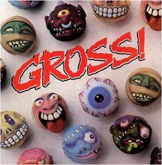 Mad Balls Madballs 1980's toys Gross Monsters