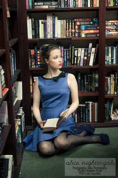 Sophie Dress  Made to Order par alicenightingale sur Etsy, $90.00