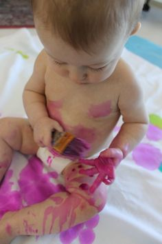 Sensory play and why it's important
