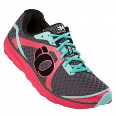 shoes, paradis pink, workout cloth, pearls, shadow gray, pearl izumi, paradise, running, roads