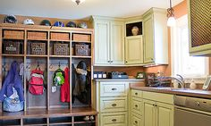 Great idea if you have the space in the kitchen area.