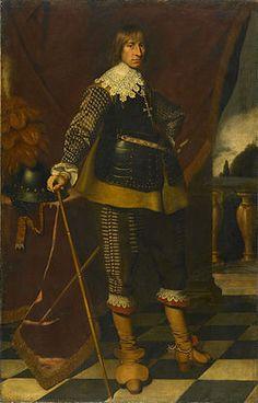 Graaf van Nassau-Dietz Periode 1632 – 1640 Voorganger Ernst Casimir Opvolger Willem Frederik