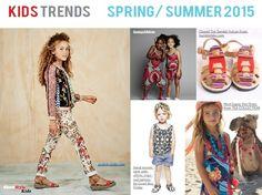 Kids fashion trends S/S 2015 | showstylekids.com
