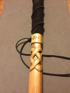 Free Wood Carving Patterns For Walking Sticks
