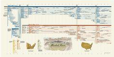 The Genealogy of Baseball Teams, HistoryShots, $28.00