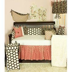 cute baby girl bedding