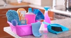 12 Daily Cleaning Essentials You Can't Live Without | Homesessive