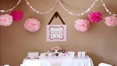 Lots of Ideas for Ice Cream party