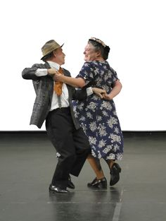 Always dance...