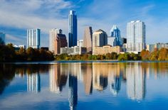 Austin downtown skyline