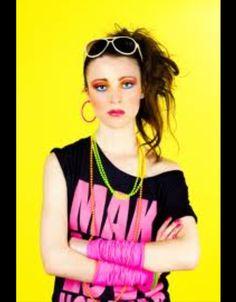 1980's Fashion ( VIP Fashion Australia www.vipfashionaustralia.com - international clothing store ) googl search, girl hair, teen fashion, middle school, 1980s fashion, hairstyl, 80s parti, earring, 1980s cloth