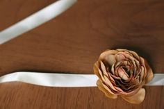 DIY: Flower Belt
