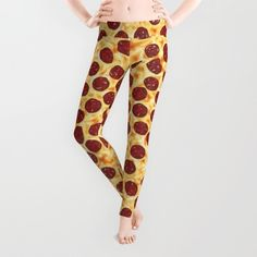 Pizza leggings are k