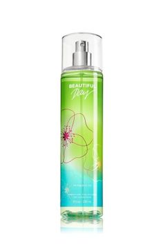 Beautiful Day is a fragrance as beautiful as the perfect spring day with sun-kissed apple, wild daisies & fresh pink peonies Top Notes: Sun-kissed Apple, Dewy Pear, Sparkling Cassis Mid Notes: Wild Daisies, Lily of the Valley, Fresh Pink Peony Dry Notes: White Peach, Blonde Woods, Creamy