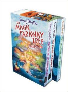 "Enid Blyton the Magic Faraway Tree Collection: ""The Enchanted Wood"", ""The Magic Faraway Tree"", ""The Folk of the Faraway Tree"": Enid Blyton: ..."