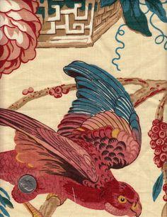 quadrille lands downe fabric