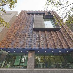 YINGJIA CLUB at Vanke Beijing, Beijing, 2011 by Neri & Hu Design and Research Office  #architecture #china #club #beijin #pechino