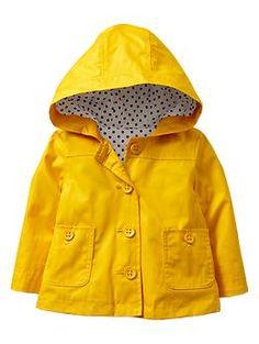 Rain swing jacket | Gap