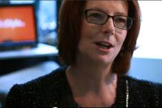 Resilience is key to women's success in politics, former Australian PM Julia Gillard says
