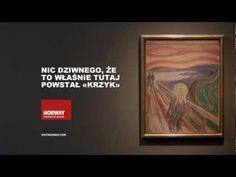Krzyk z Norwegii - Edvard Munch