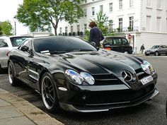Mercedes-Benz SLR McLaren | ... Cars In The World 2013 » Mercedes-Benz SLR McLaren 722 Edition