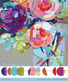 love print studio blog: Mini colour crush...featuring the beautiful work of Erin Fitzhugh Gregory