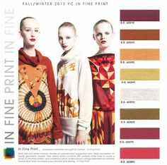 DESIGN OPTIONS autumn/winter 2013-2014 - KNITWEAR                                    Highlights & Trends