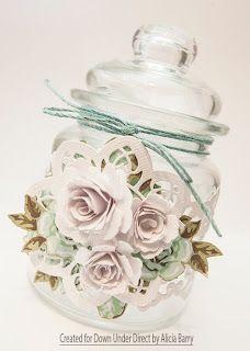 DownUnder Direct Inspirations: Altered Jar