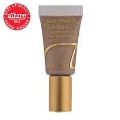 Jane Iredale Eye Gloss - Liquid Eye Shadow, fragrance-free. Available from Jane Iredale store and select boutiques #unscented #scentfree #fragrancefree