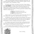 Send home this parent letter with my coordinating homework recording sheet the first time you introduce homework to your students. Keep parents inf...