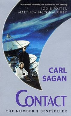 Contact by Carl Sagan - Story depicting a girl or woman of great courage overcoming massive obstacles to attain worthy goals. Upends disempowering gender stereotypes and empower and encourage young female readers.