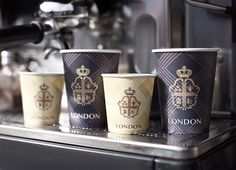 eynolds and Reyner's Identity for London House of Coffee