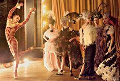 Photos: Ballet in Vogue