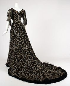 Dress 1904 The Metropolitan Museum of Art