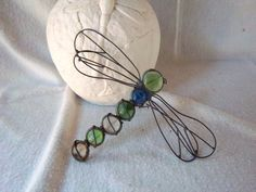 Vintage Soldered Metal and Glass by dogwoodflowerdesigns on Etsy, $8.00