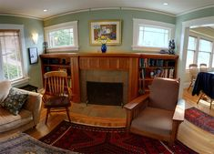 fireplace with built in bookshelves | Fireplace Mantels With Bookcases - Houses Plans - Designs