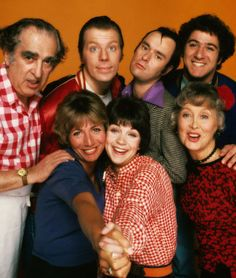 Cast of Laverne and Shirley